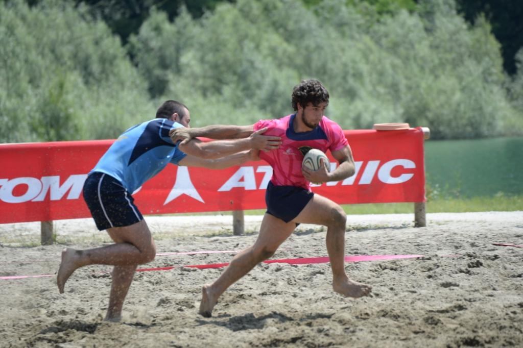 edizione 2013 arena Beach Farra d'Alpago