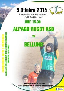 ALPAGO-BELLUNO